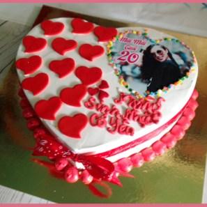 Mua bánh kem sinh nhật ở TP Biên Hòa